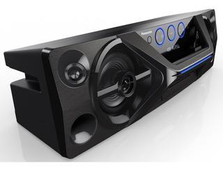 Panasonic Sc-ua3pr-k Parlante Portatil Cd Usb Mp3 Bluetooth