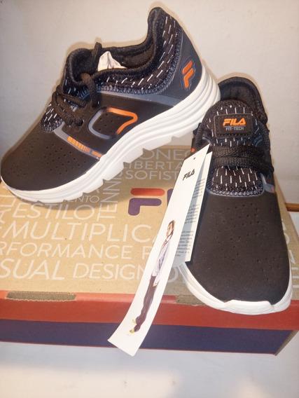 Zapatillas Fila Fit Tech Nuevas Originales