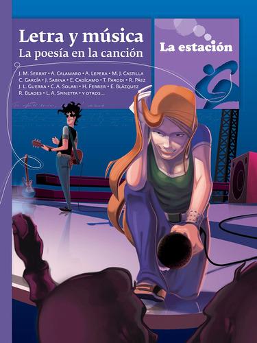Imagen 1 de 1 de Letra Y Música La Poesía En La Canc - Estación Mandioca -