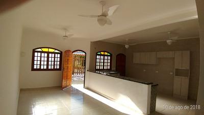 Casa A Venda No Bairro Jardim Bopirana Em Itanhaém - Sp. - 108-1
