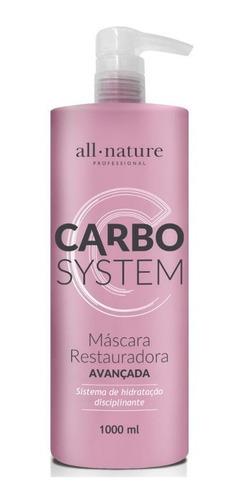 Escova Restauradora Carbocisteina 1000ml All Nature