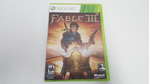 Jogo Fable 3 - Xbox 360 - Original
