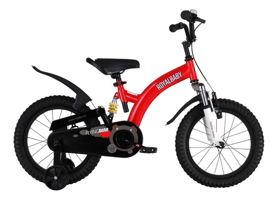 Bicicleta Royal Baby Flying Bear Rodado 14 - Star Cicles