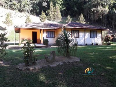 Casa A Venda No Bairro Lumiar Em Nova Friburgo - Rj. - Cv-188-1
