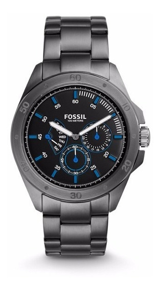 Relógio Fossil Multifuncional Cronografo Ch3035 Chronograph