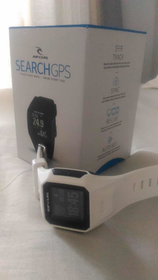 Relogio Rip Curl Search Gps Impecável