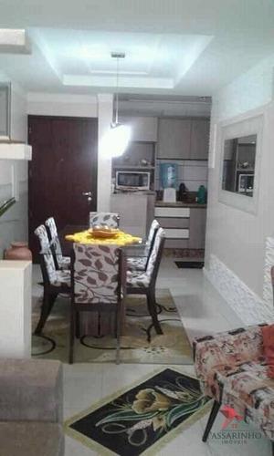 Apartamento Com 2 Dormitórios À Venda, 65 M² Por R$ 453.600,00 - Stan - Torres/rs - Ap1236