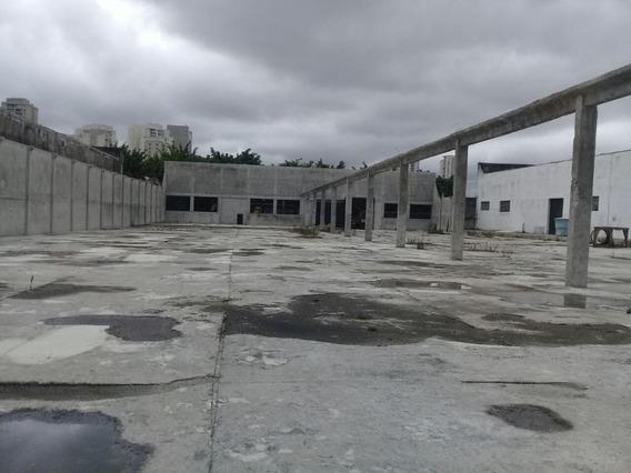 Terreno Em Vila Leopoldina, São Paulo/sp De 0m² Para Locação R$ 25.116,00/mes - Te319118