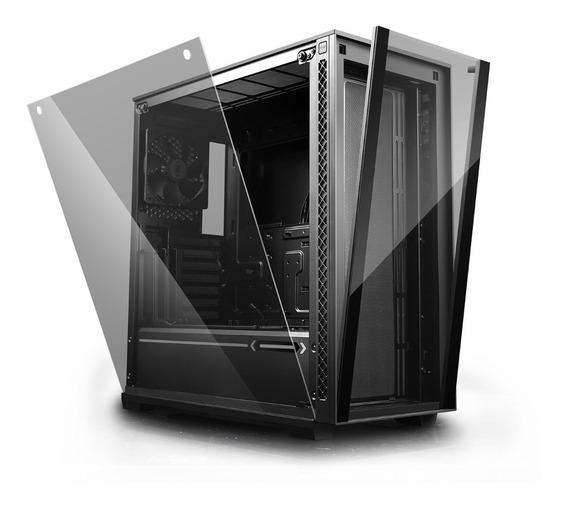 Gabinete Deepcool Matrexx 70 Vidrio Templado Calidad Premium