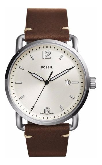 Relógio Fossil Masculino The Commuter Fs5275 - Nfe