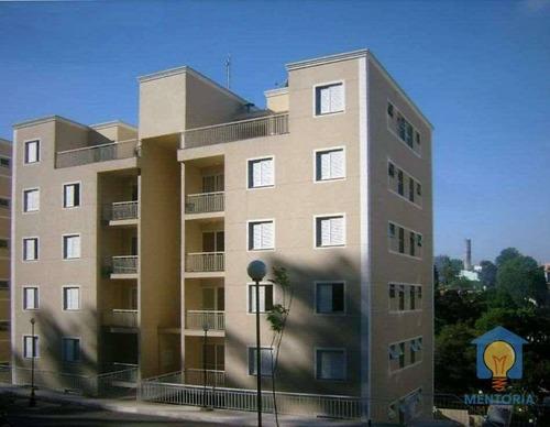 Apartamento Com 2 Dorms À Venda, 55 M² Por R$ 249.000 - Parque Frondoso - Cotia/sp - Ap0075