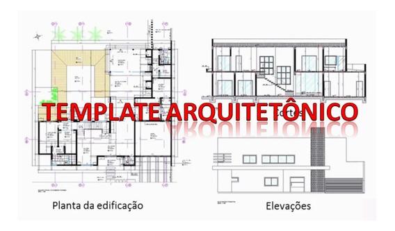Revit Template Arquitetura 2015 - 2020 + Brinde