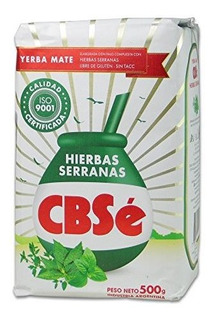 Cbse Hierbas Serranas 500 G176 Oz