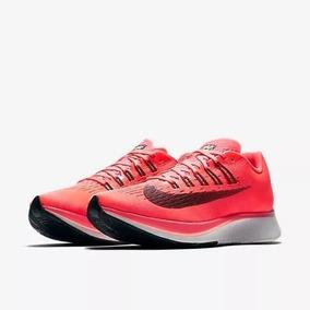 Nike Zoom Fly Feminino Rosa Corrida Maratonista