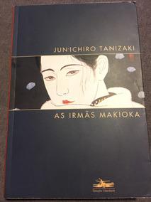 Livro As Irmãs Makioka - Junichiro Tanizaki