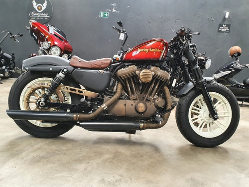 Harley Davidson   Sportster Forty Eight 2018