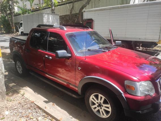 Ford Sport Trac Blindada 2007 Pick Up