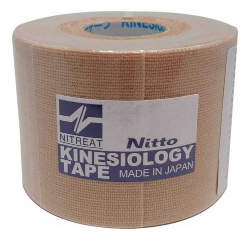 Kinesio Tape Fita Bandagem Elástica Adesiva 1 Unid 5cm X 5m