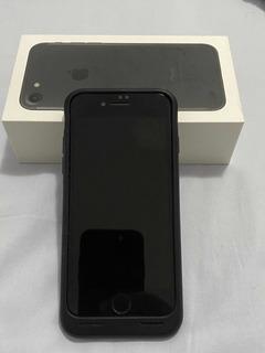 iPhone 7 128g C Capa Carregador Apple
