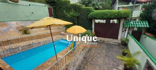 Imagem 1 de 16 de Casa Com 7 Dormitórios À Venda, 400 M² Por R$ 1.500.000,00 - Tartaruga - Armação Dos Búzios/rj - Ca1306