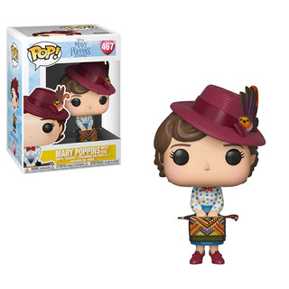 Funko Pop Mary Poppins With Bag