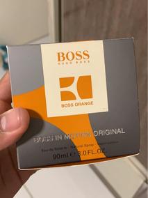 Perfume Boss In Motion 90ml