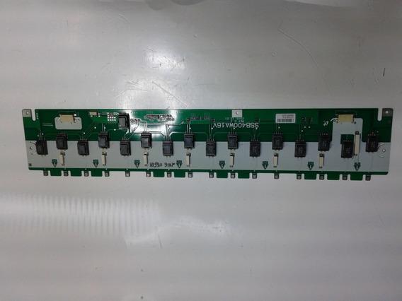 Placa Inversora Samsung Ln40r81bx Ssb400wa16v Rev 0.1