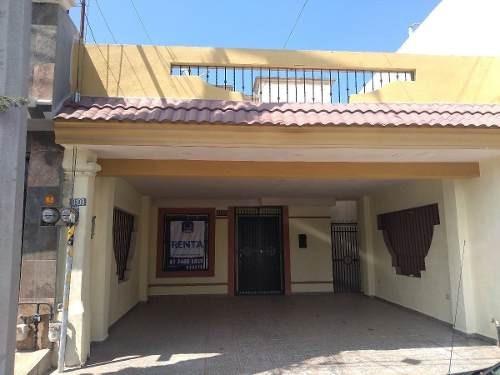 Casa En Renta En Guadalupe Sierra Morena Amueblada