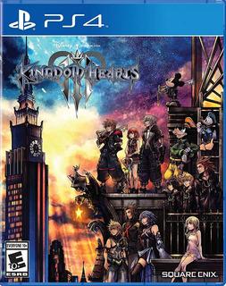 Juego Kingdom Hearts 3 Playstation 4 Disponible