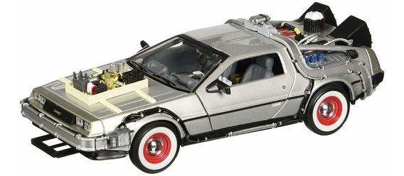 Welly 1:24 Volver Al Futuro Parte Tres Delorean Motors