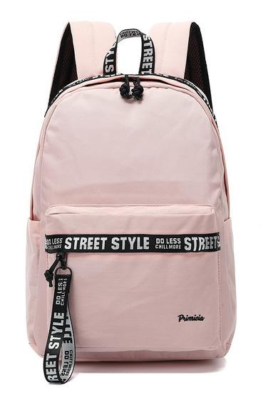 Primicia Street Pack Mochila Portanotebook Garantia Barak
