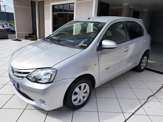 Toyota Etios 1.5 Hb Xs Flex 2015