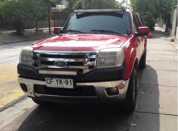 Ford Ranger 127400 Km Año 2010