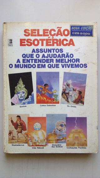 Livro Seleção Esotérica Editora Três