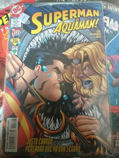 Dc Superman Vs. Aquaman Comic 328