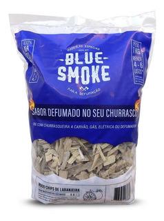 Lascas Lenha De Madeira Defumação Laranjeira Woods Chips 1kg