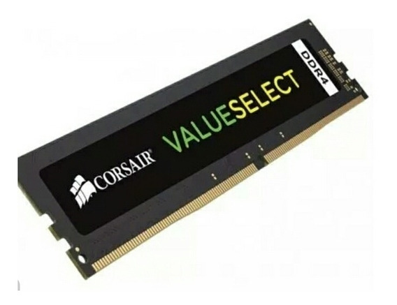 Memoria Ddr4 Corsair Value Select 8gb 2666mhz