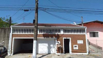 Casa Com 3 Dormitórios À Venda, 200 M² Por R$ 580.000 - Jardim Santa Eudóxia - Campinas/sp - Ca5655