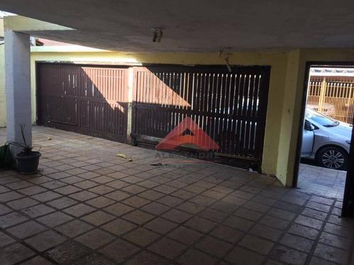 Imagem 1 de 15 de Casa Com 3 Dormitórios À Venda, 180 M² Por R$ 790.000,00 - Cupecê - São Paulo/sp - Ca4657