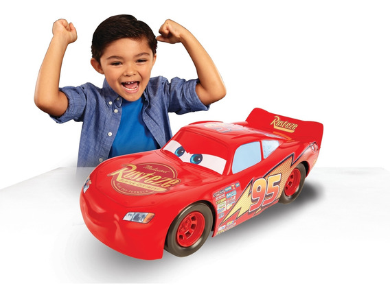 Disney Cars, Rayo Mcqueen Coche 20 Pulgadas
