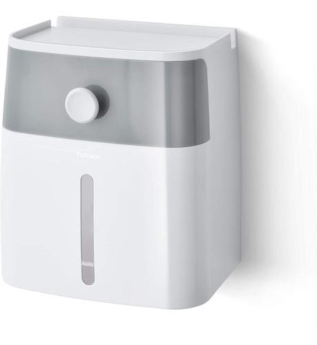 Yohom - Portarrollos De Papel Higienico Adhesivo Con Cajon
