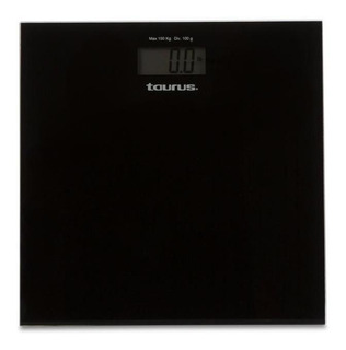 Báscula digital Taurus Balanzza negra