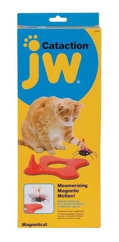 Imagen 1 de 2 de Juguete Gatos Caña Campo Magnético Jw Cataction Mascotas