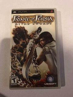 Prince Of Persia Rival Swords Para Psp!!! Completo