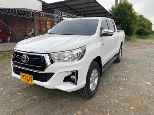 Toyota Hilux 2017 2.4l 4x4