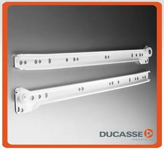 Corredera 0.8mm Blanca 400mm Ducasse