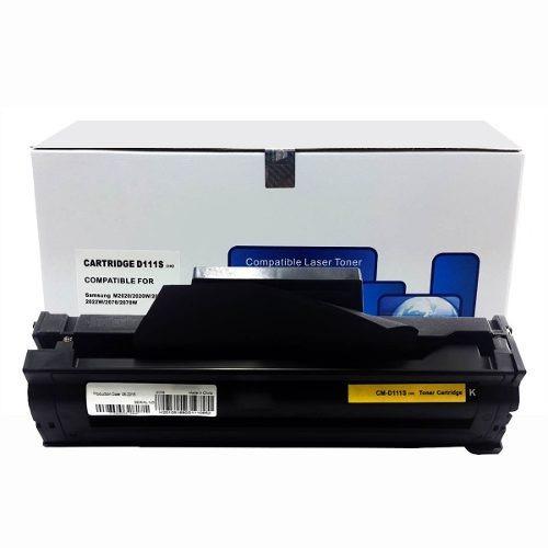 Toner Compatível Mlt-d111 D111s P/ M2020 M2020w M2070