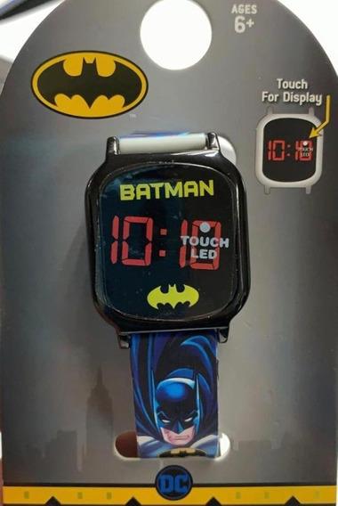 Reloj Batman Led Watch Dc