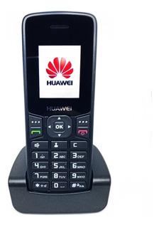 Telefone Fixo Chip 3g Huawei F661 Desbloqueado Gsm Novo/nf