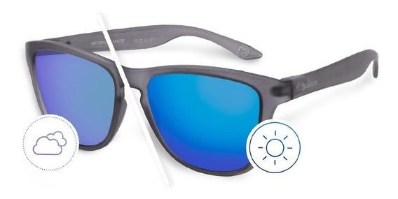 Óculos De Sol Suncode Natural Graphite Eclipse Ocean